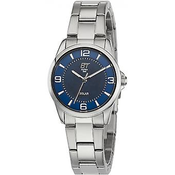 ONE (Eco Tech Time) Silver Stainless Steel ELS-12071-32M Women's Watch