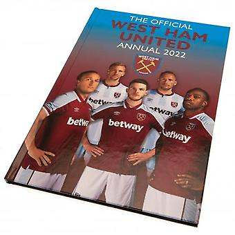 West Ham Unitedin vuosi 2022