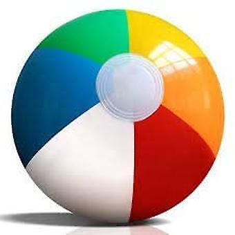 Nafukovacie Rainbow Beach Balls Pool Toys Party uprednostňuje hromadné plážové loptičky 12 ks