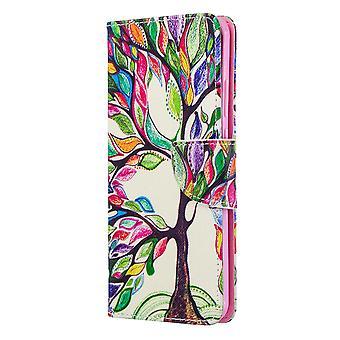 Fall für Huawei P40 Pro Muster Baum des Lebens