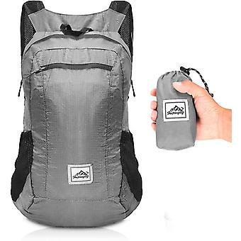 Ultralätt packbar ryggsäck vattenbeständig camping resevandring daypack
