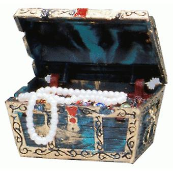 SanDimas Treasure Chest P Dfsr (fisk, dekoration, ornamenter)