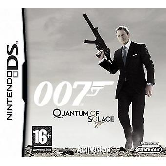 Quantum of Solace Nintendo DS Game