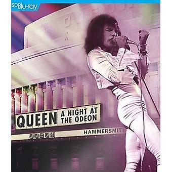 Reine - nuit à l'importation USA Odeon [Blu-ray]