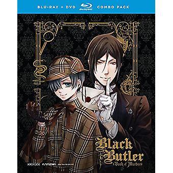 Black Butler: Book of Murder - Ovas [Blu-ray] USA import