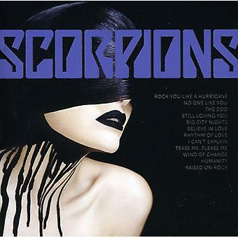 Schorpioenen - pictogram [CD] USA importeren