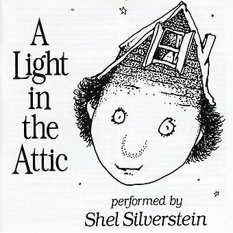 Shel Silverstein - Light in the Attic [CD] USA import