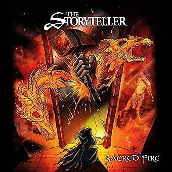 Storyteller - Sacred Fire [CD] USA import