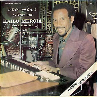 Mergia & the Walias, Hailu - Tech Belew [CD] USA import