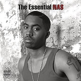Nas - Essential Nas [Vinyl] USA import