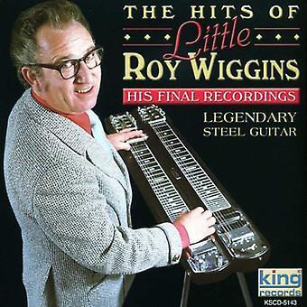 -Mało Roy Wiggins jego ostatnie nagrania [CD] USA import