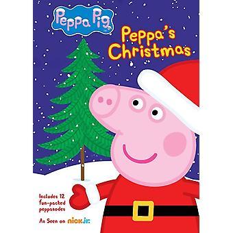 Peppa Pig: Peppa's Christmas [DVD] USA import