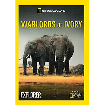 Explorer: Krijgsheren van Ivory [DVD] USA import