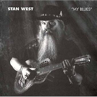 Stan West - My Blues [CD] USA import