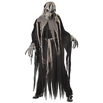 Crypt Crawler Horror Halloween Ghoul Zombie Men Costume
