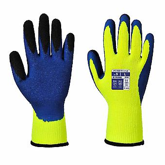 sUw - 3 pair pack duo-therm gripper hand protection rukavice