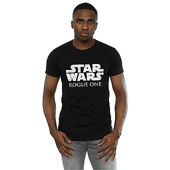 מלחמת הכוכבים גברים ' s נוכלים אחד חולצת לוגו
