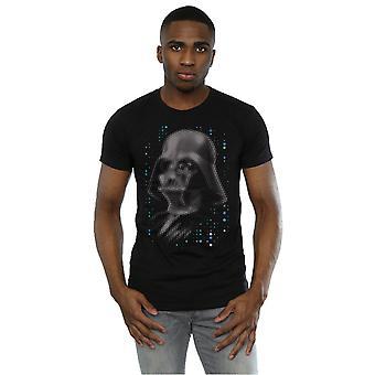 Star Wars Herren Lord Vader Pop-Art T-Shirt