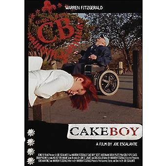 Cake Boy [DVD] USA import