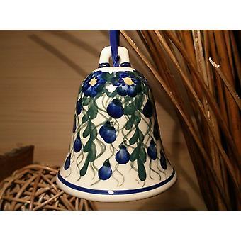 Bell, porcelana de Bunzlauer médio 7cm 44 alto, único - BSN 92037
