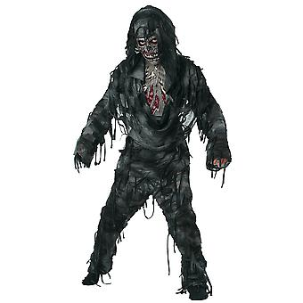 Rotten To The Core Zombie Walking Dead Horror Halloween Boys Costume