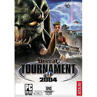 Unreal Tournament 2004 (PC DVD)-nytt