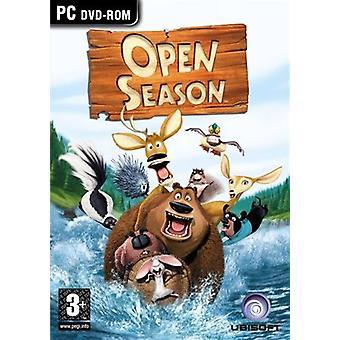 Open Season (PC DVD) - Nowość