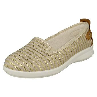 Señoras Easy B Casual Loafers Cortney 72224G