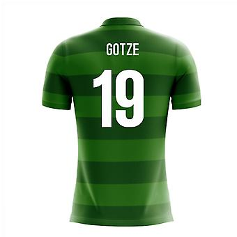 2020-2021 Germany Airo Concept Away Shirt (Gotze 19)
