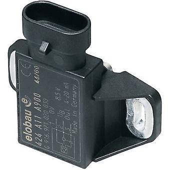 Elobau Ângulo e sensor de inclinação 424A10A120 424A10A120 Análogo tensão AMP Superseal