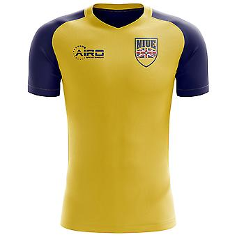 2018-2019 Niue Home Concept voetbalshirt