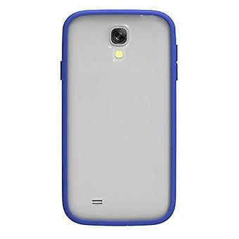 Body Glove MySuit Case for Samsung Galaxy S4 (Blueberry and Clear)