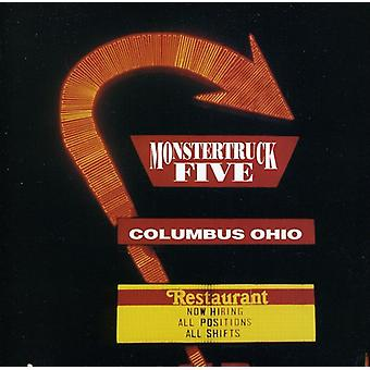 Monster Truck 5 - Columubus Oh [CD] USA import