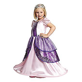 Prinzessin Bella Kostüm Prinzessinkleid rosa für Kinder