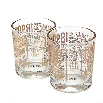 Barcelona 2pk Whiskey Glass Set