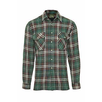 Champion Mens Country Style Kempton Casual Long Sleeve Shirt