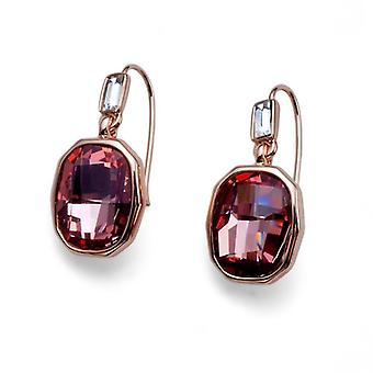Oliver Weber Post Earring Voice Rosegold Rose