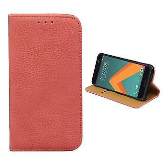Colorfone HTC 10 Portemonnaie Tasche (rosa)