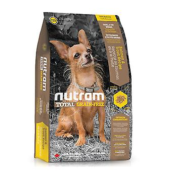 Nutram T28 Salmon And Trout Small Breed Grain Free Natural Dog 2.72KG