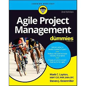 Agile Project Management For Dummies da Mark C. Layton - 978111940569