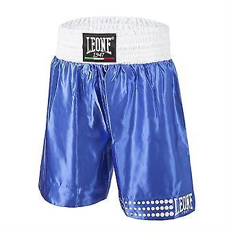 Leone 1947 Boxing pantaloncini blu