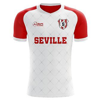 2020-2021 Seville Home Concept Football Shirt - Kids