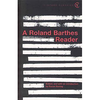 Roland Barthes czytelnika przez Roland Barthes - Susan Sontag - 978009922491
