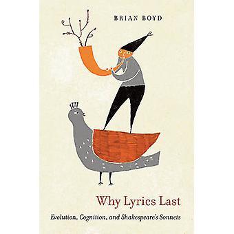 Почему Тексты песен Последнее - Эволюция - Познание - и Шекспира;s Сонеты