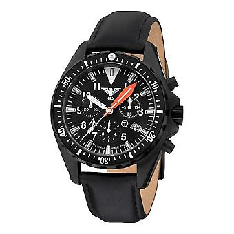 KHS MissionTimer 3 mens watch watches field chronograph KHS. MTAFC. L