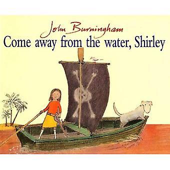 Venez hors de l'eau, Shirley (livre d'images de renard roux)