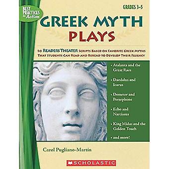 Mythe grec fois, Grades que 3-05:10 lecteurs Theater des Scripts basés sur des mythes grecs préférés que les étudiants peuvent lire et relire pour développer leur aisance (meilleures pratiques en Action)