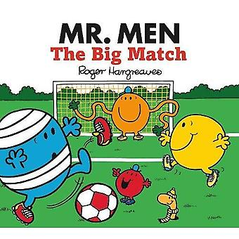 Mr. Men The Big Match (Mr. Men & Little Miss Celebrations)