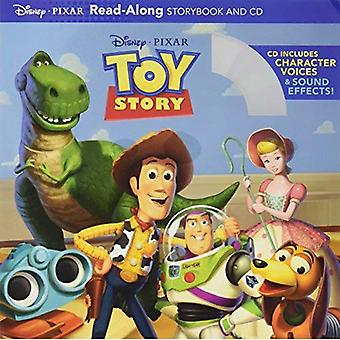 CD et toy Story-cassette Storybook