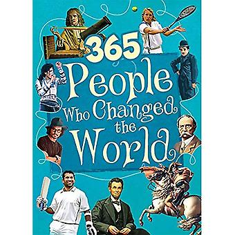 365 Peoples Who Changed the World